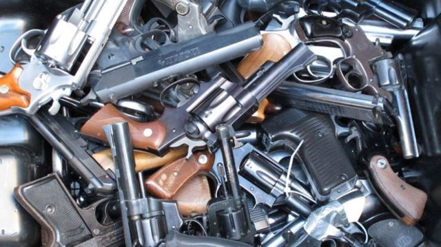 Guns kill nearly 1,300 US children each year, study says