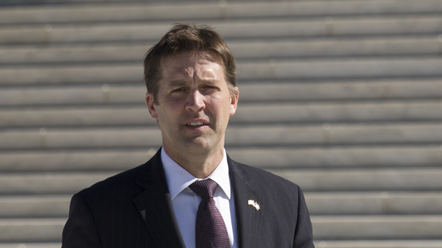 Someone trolled Sen. Ben Sasse with Nickelback newsletters