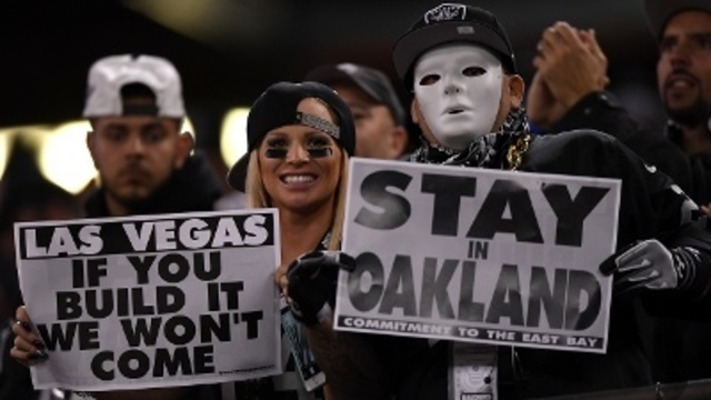 WATCH: Oakland City Council meeting to discuss stadium for Raiders
