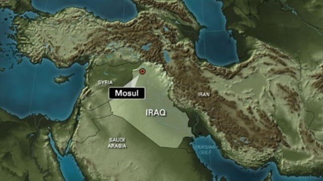Mosul: Civilians feared trapped as bridges hit - Story | MyNDNow
