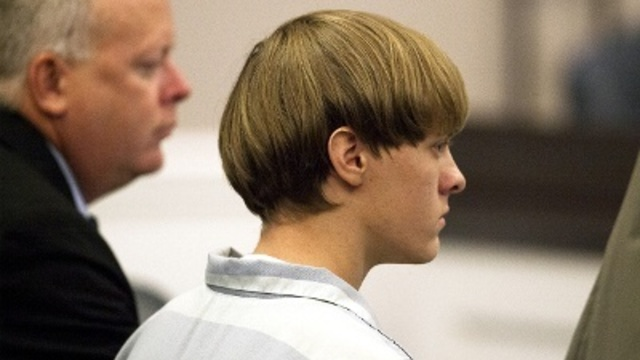 Dylann Roof, with a laugh, confesses, 'I did it'