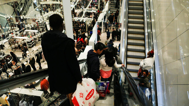 Black Friday 2017: When will the stores open?