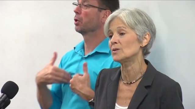 Federal judge stops Michigan recount: Jill Stein responds