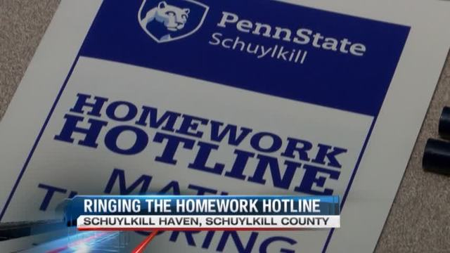 Homework help hotline phila