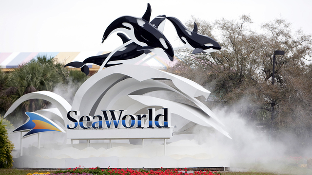 Easter shift hurts SeaWorld in 1st quarter