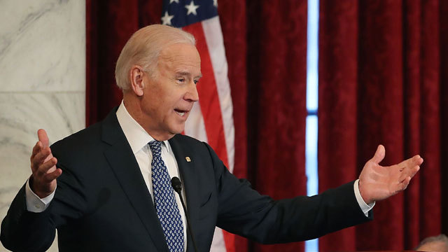 Joe Biden, Lady Gaga Support Sexual Assault Survivors In New PSA