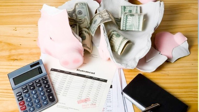 Five financial mistakes people make