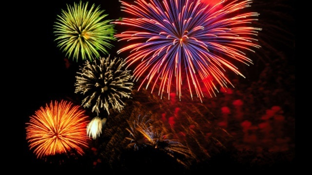 Officials promote upcoming fireworks shows in state parks
