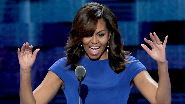 Michelle Obama, Serena Williams Dress as Beyonce for B-Day, Harvey Donations