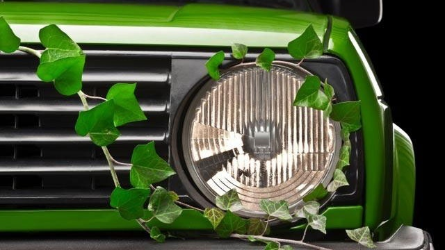 How you drive can make your car greener