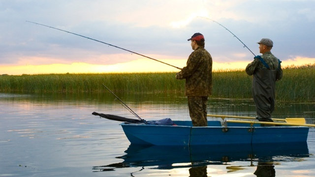 Fishing methods for using artificial lures