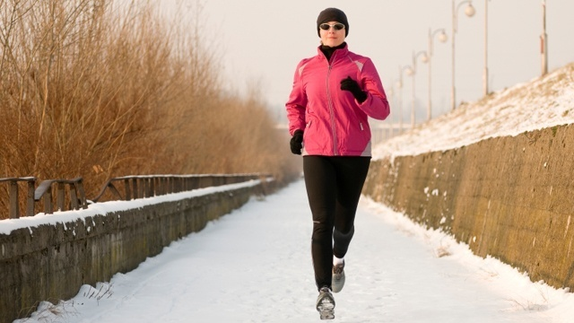 Tips for running during winter
