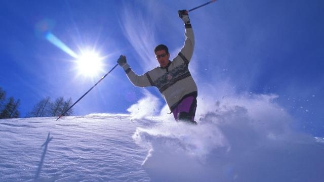 Stay safe during winter outdoor activities