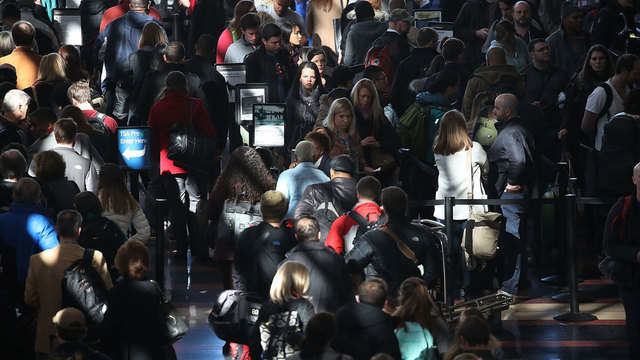 More than 100 million Americans to travel over holidays