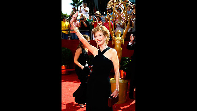 Mary Tyler Moore at 2008 Emmys85849984