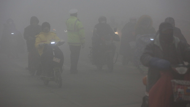 Air Pollution Can Permanently Damage Children's Brains, Lowers IQ