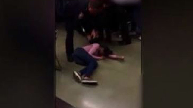 CNN) - A North Carolina high school is stunned after an 8-second cell ...