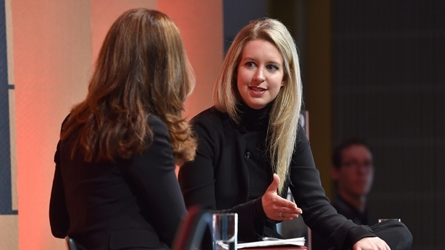 Theranos fires 41% of staffers - Story