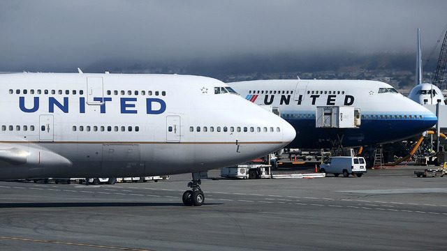 UPDATE: Ground stop lifted for United Airlines