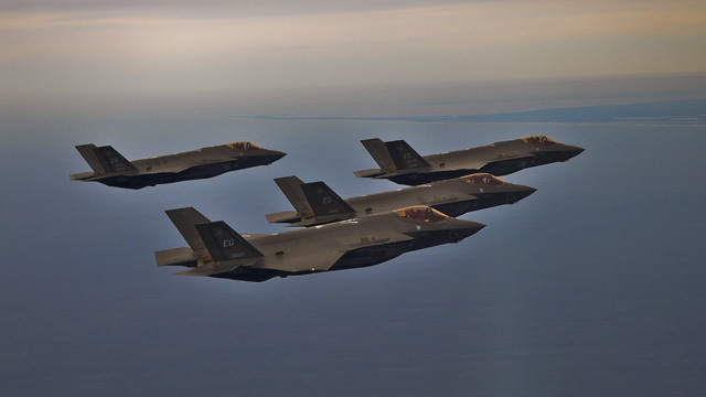 Lockheed close to massive fighter jet deal with 11 nations