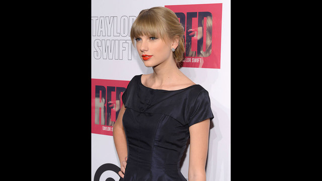 Taylor Swift through years - Red57229844