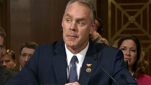 Zinke to make recommendation on national monument in Maine