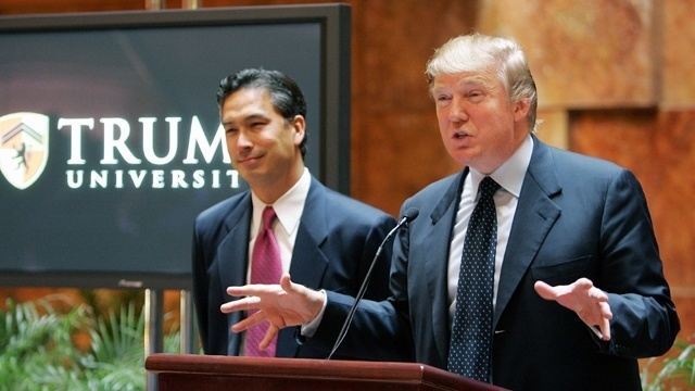 Thousands of Trump University students want their money back