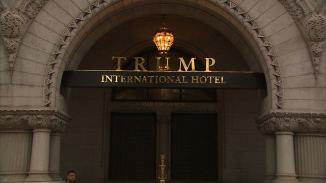 Government watchdog holds off on probe of Trump hotel lease