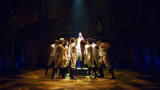 Broadway hit 'Hamilton' will debut at The Smith Center