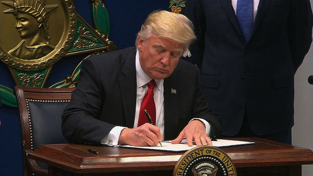 Appeals Court to President Trump: No Travel Ban
