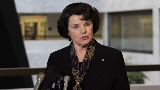 Feinstein Calls for Probe of Loretta Lynch's Handling of Email Investigation