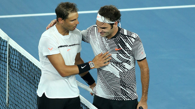 Focus on Federer, Nadal at ATP World Tour Finals