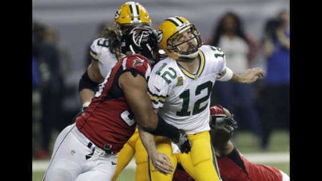 Freeney has a chance to go out on top with Atlanta Falcons