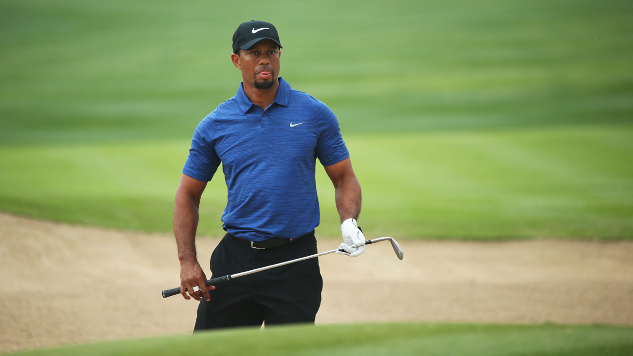 Tiger Woods pulled out of the Dubai Desert Classic on Friday, with his ...