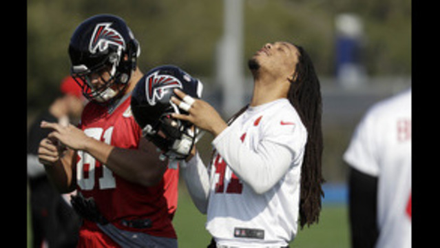 Falcons' young defense could be key against Patriots