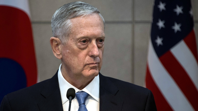 Mattis: In US national security interest to stay in Iran deal