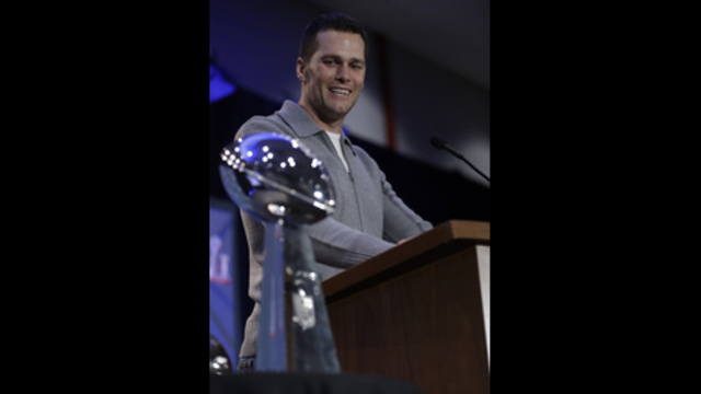 5 Super Bowl wins for New England are all about Brady