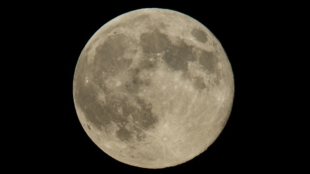 Friday's full moon promising a treat for skygazers
