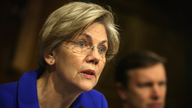Warren cut off during Sessions debate after criticism