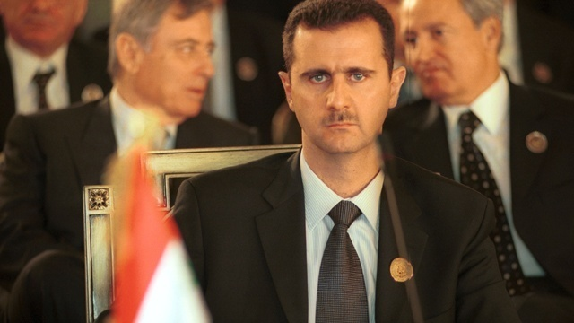 Bashar al-Assad needs to leave before there's peace, Syrian opposition says