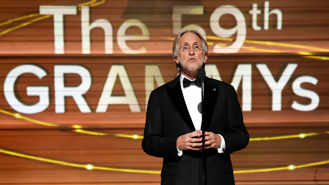 Grammy President: There's no 'race problem'