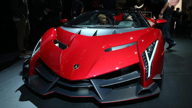 Lamborghini is recalling 5,900 supercars after fires