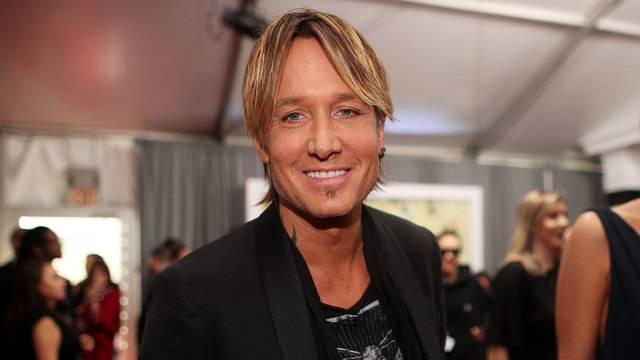 Keith Urban scores 7 ACM Award nominations