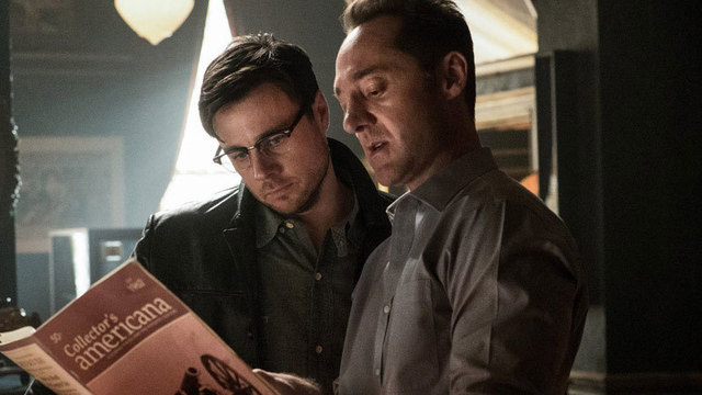 'Man in the High Castle' star thrilled to take on legendary author's material