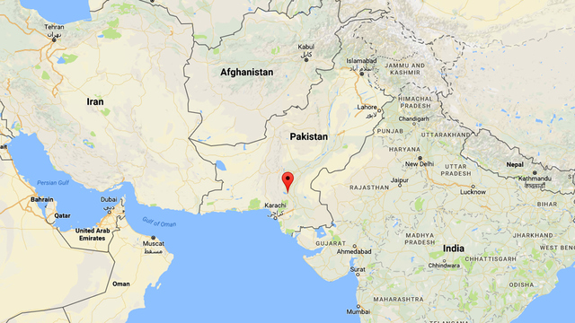 Pakistan's military responds after deadly shrine blast