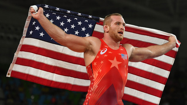 Wrestlers emerge as sports diplomats amid US-Iran tensions