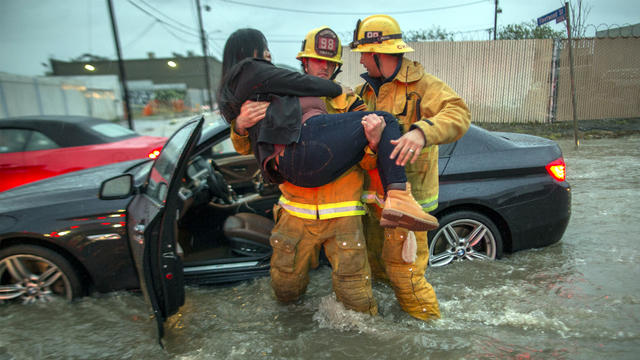 California flood firefighters rescue woman.jpg43355145