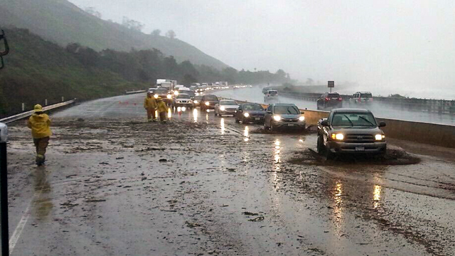 Deadly storm drenches Southern California