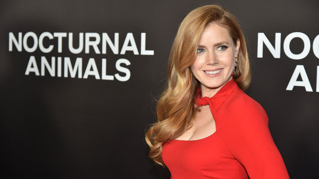 Amy Adams at Nocturnal Animals premiere97621932
