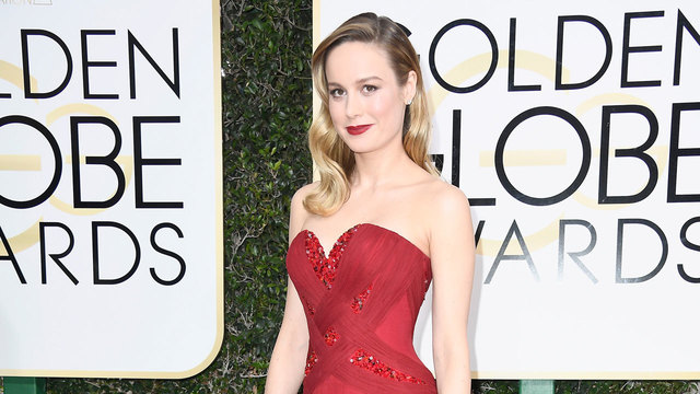 Brie Larson at the 2017 Golden Globes31059903